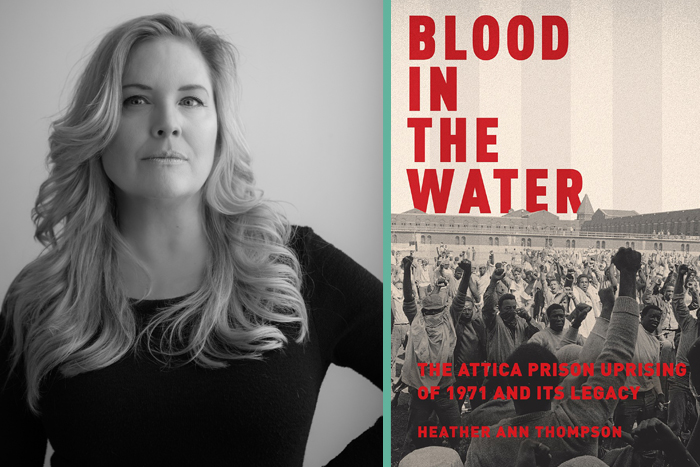 Heather Ann Thompson_Blood in the Water