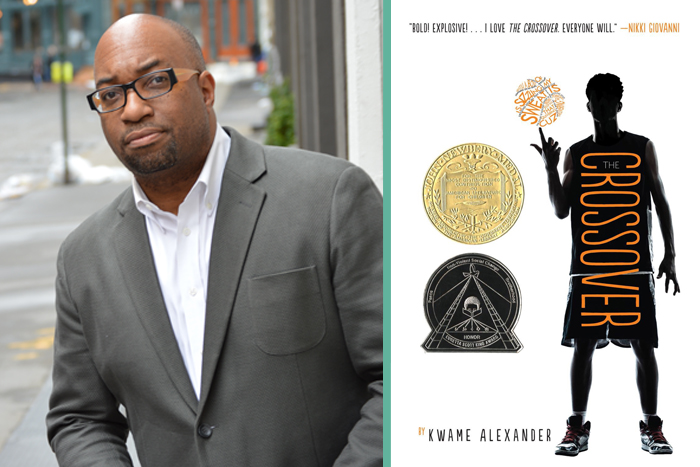 4:00pm | Kwame Alexander | Chelsea Clocktower Commons