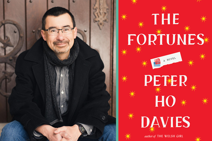1:00pm | Peter Ho Davies | First Congregational Church