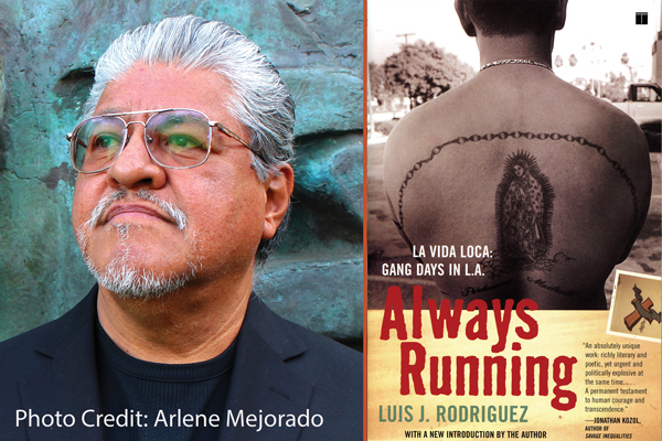 Photo of author Luis J. Rodriguez