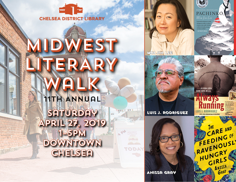 cover image of 2019 Midwest Literary Walk brochure