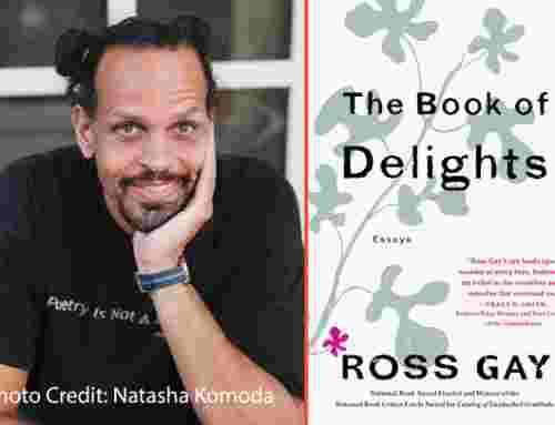 2:30pm   Ross Gay   First Congregational Church of Chelsea