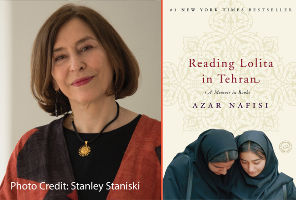 4:00pm | Azar Nafisi | First United Methodist Church