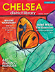 image of 2020 sumer newsletter cover with butterfly