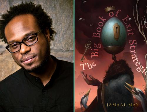 3:00pm | Jamaal May | Chelsea Clocktower Commons