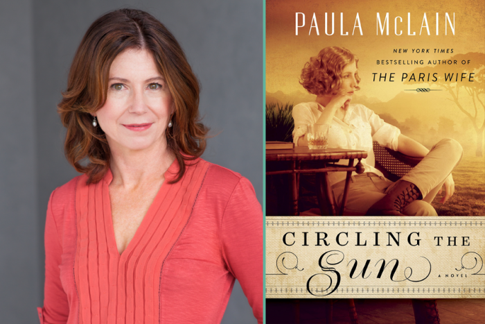 4:00pm | Paula McLain | Chelsea Clocktower Commons