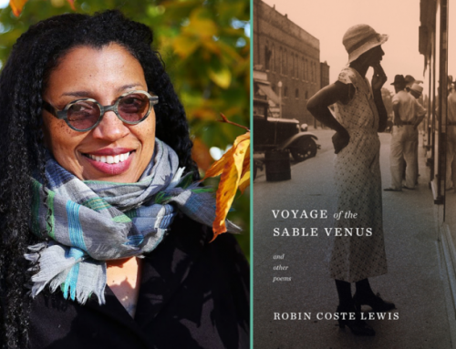 3:00pm | Robin Coste Lewis | Chelsea Clocktower Commons